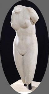 Silueta femenina - Praxiteles