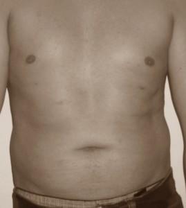 Resultados modelación muscular hombre